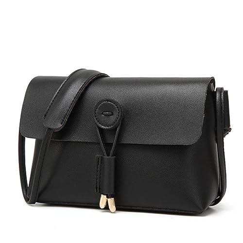 ad1c2ba5de01 Image Unavailable. Image not available for. Color  Women Small Shoulder Bag  Handbag Cross-body Bags Cheap ...