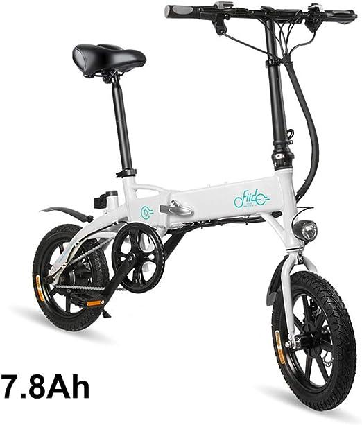 Henreal 1 Piezas de Bicicleta Plegable eléctrica Bicicleta Plegable Seguro portátil Ajustable para Ciclismo: Amazon.es: Hogar