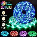 LED Strip Lights, Flykul LED Light Strip 32.8Ft/10M Waterproof RGB SMD 5050 300LEDs