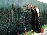 Reflections Lee Teter Military Vietnam Memorial