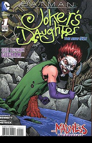 Batman: Joker's Daughter (2014 series) #1
