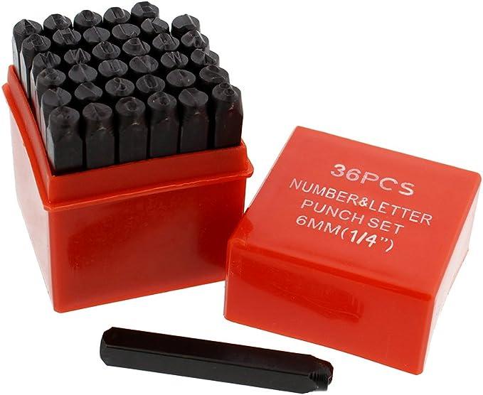 Symbol Stamping 4mm\uff5cTools
