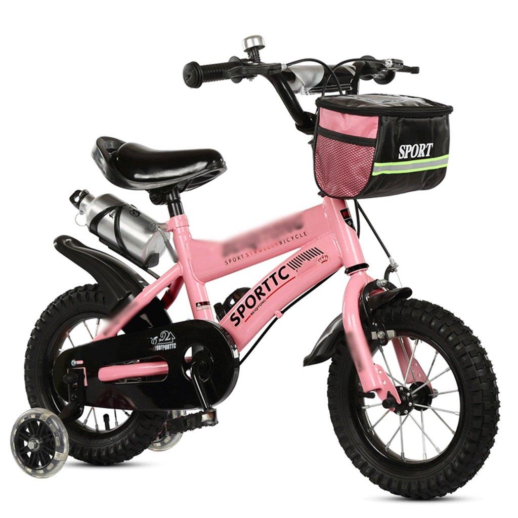 自転車 子供用自転車2-3-4-6-7-8-9-10歳12/14/16/18/20インチ (サイズ さいず : 12 inch) B07DYK6P9V 12 inch 12 inch