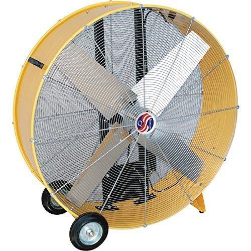 belt driven exhaust fan - 2
