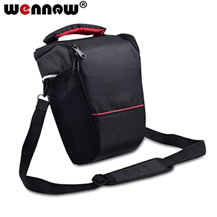 HAMISS Waterproof DSLR Camera Bag Case For Nikon D5600 D7200 D3300 ...