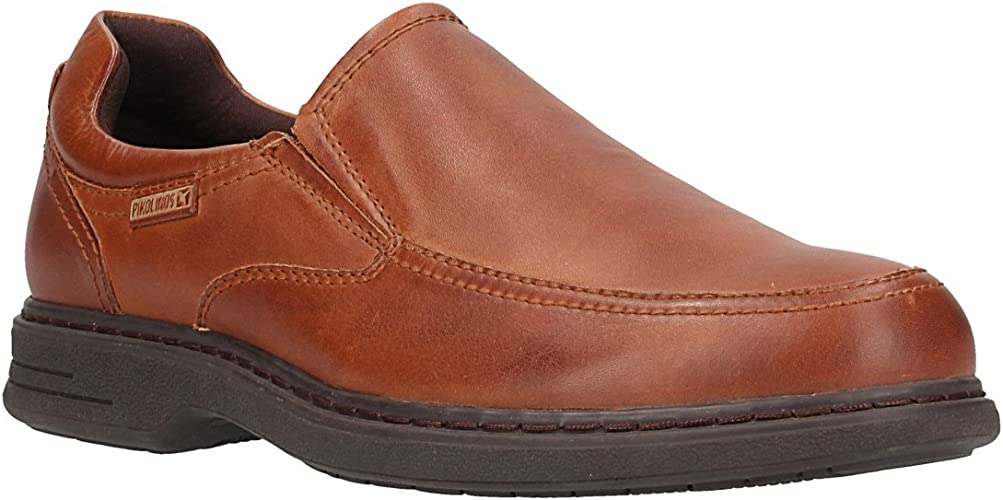 TALLA 42 EU. Pikolinos Mens Estonia M5H-3103 Leather Shoes
