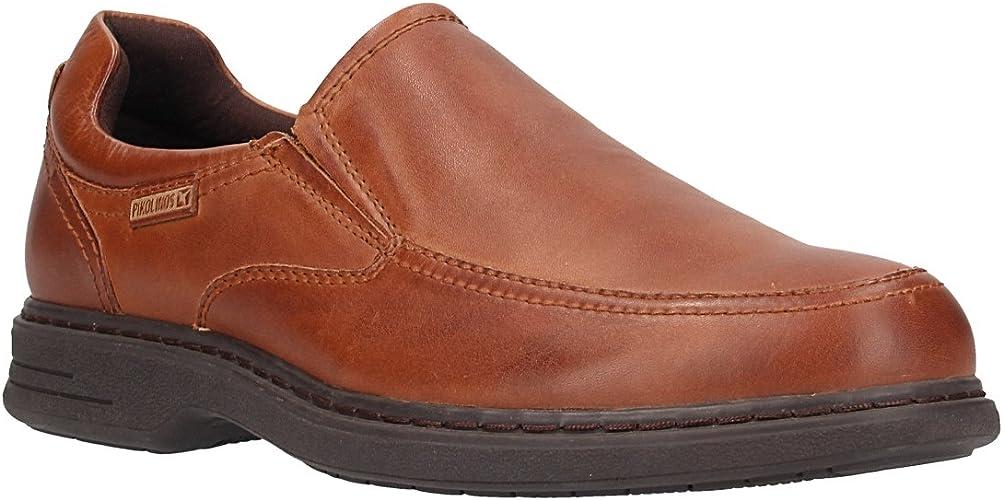Pikolinos Mens Estonia M5H-3103 Leather Shoes