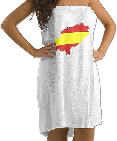Olie Cam Ibiza España Hombres Mujeres Toallas de baño Toalla de baño Toalla de baño Playa Toalla de Viaje Blanca: Amazon.es: Hogar