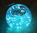 LED String Lights, Toki 16.4ft 50 LED Waterproof Decorative Lights Dimmable String Lights with Remote Control for Indoor and Outdoor, Bedroom, Patio, Garden, Wedding, Parties, CE & ROHS Listed