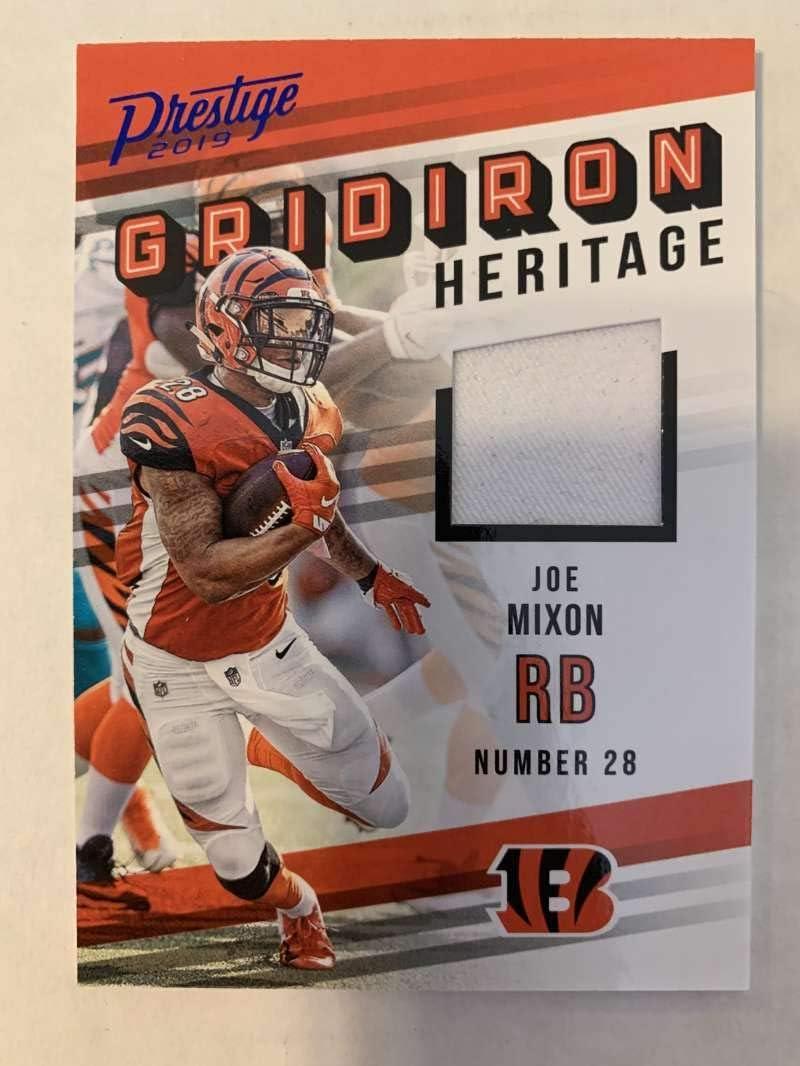 Amazon.com: 2019 Prestige NFL Gridiron Heritage Xtra Points Blue ...