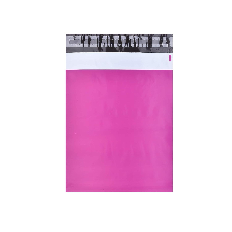 KKBESTPACK 10x13 Pink Poly Mailers Self Sealing Shipping Envelopes Waterproof Postal Bags 200