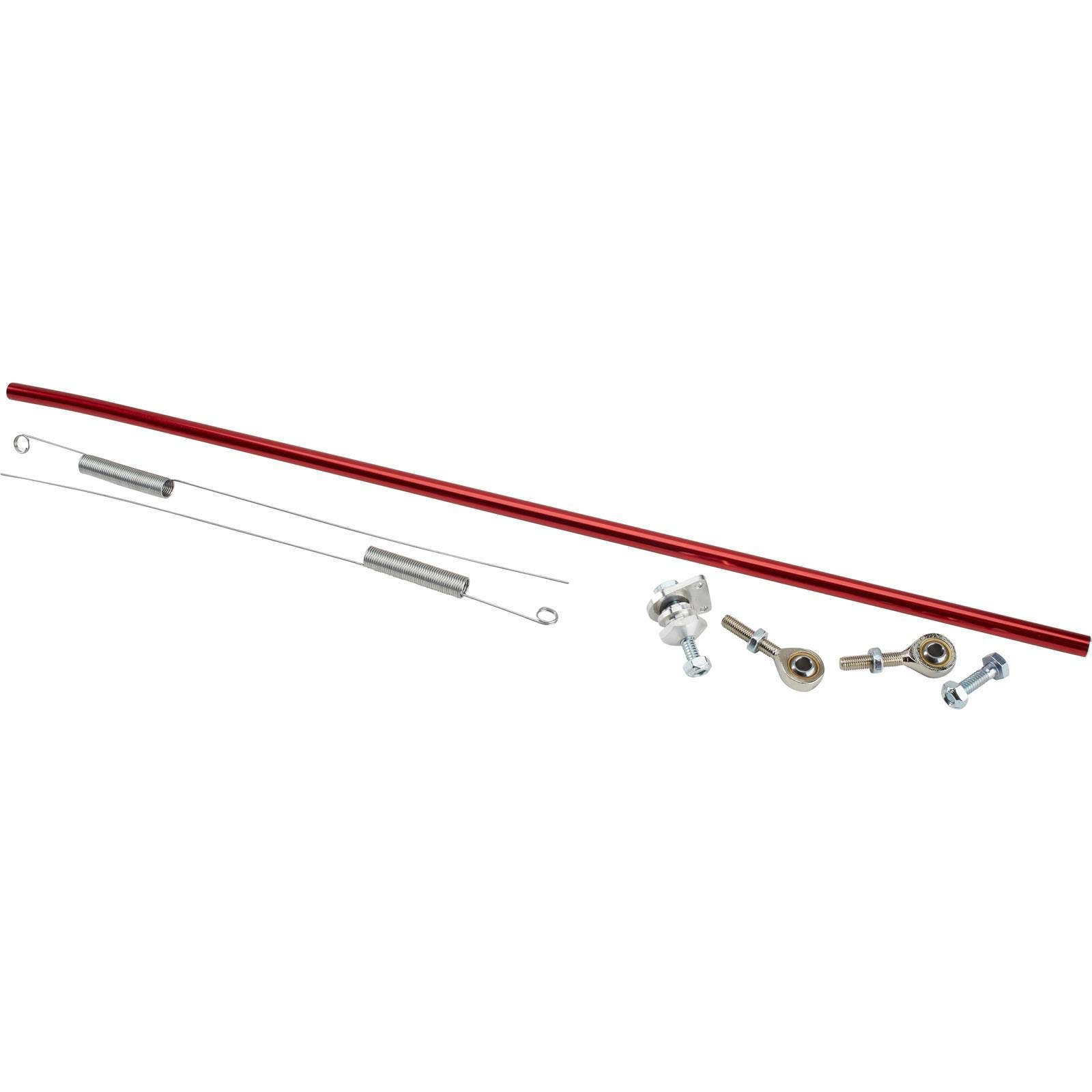 Camaro Throttle Rod Ecklers Premier Quality Products 33-185407 Universal