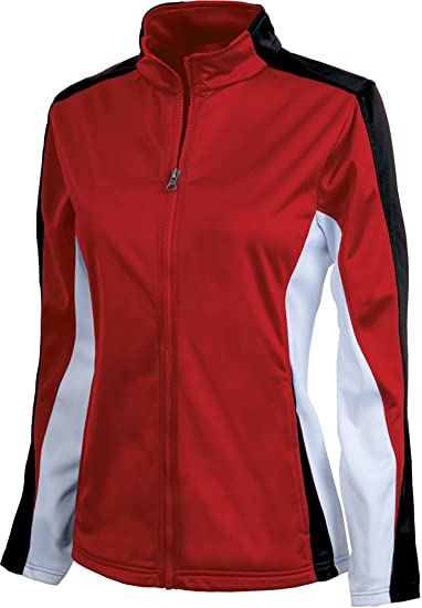Charles River Apparel Girls Dry Sporty Energy Jacket