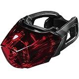 Hama Pro - luces de bicicleta (Negro, Parte trasera, IPX4)
