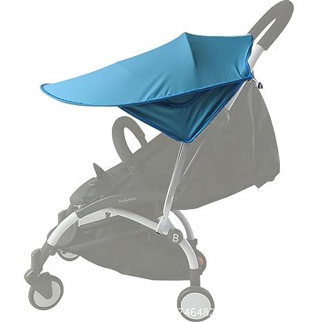 AUVSTAR - Funda para cochecito de bebé, toldo para cochecito de bebé, parasol para