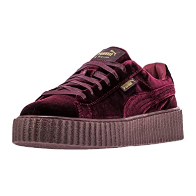 outlet store b03a3 319ff PUMA Select Men's Creepers Velvet X Fenty by Rihanna