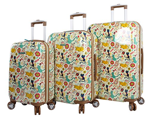 lily-bloom-hardside-3-piece-design-pattern-spinner-luggage-for-woman-furry-friends