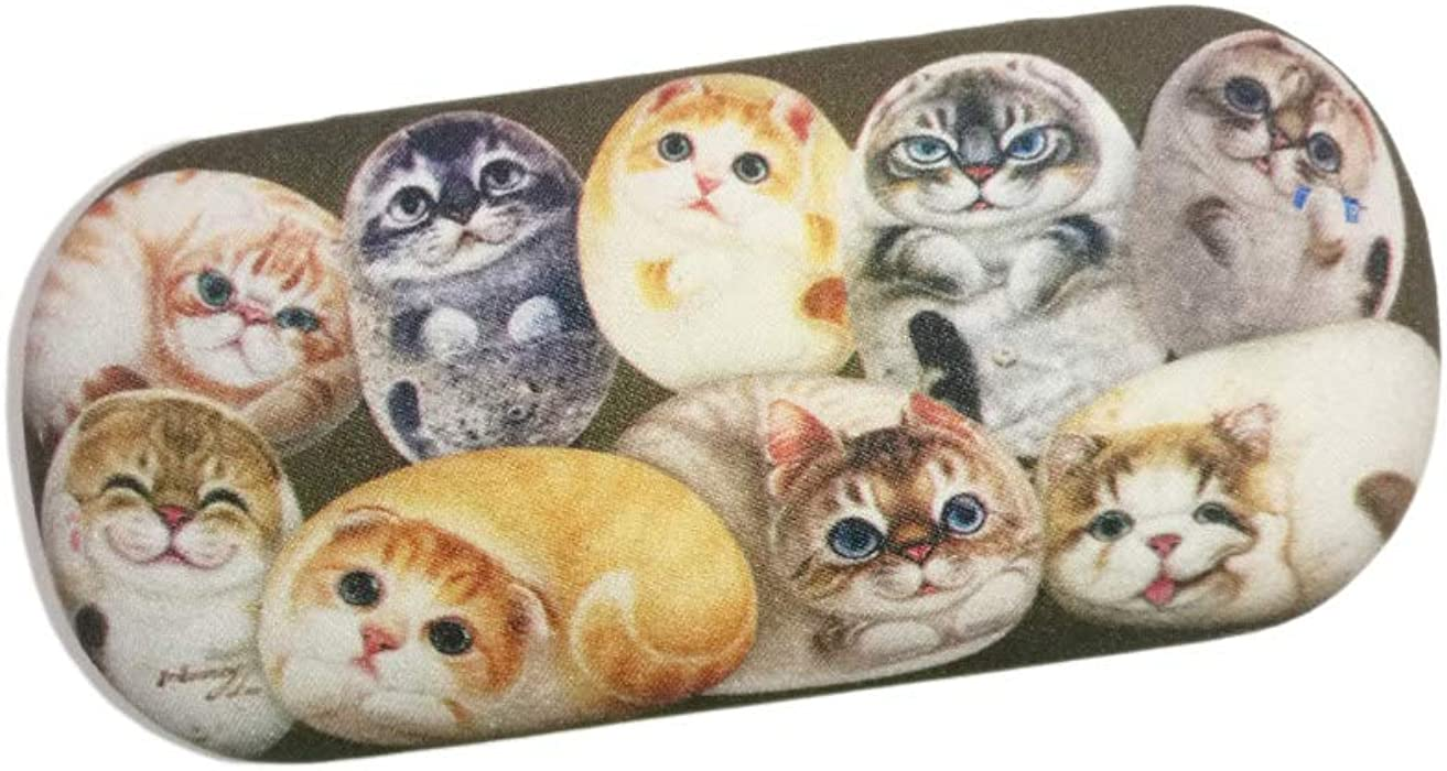 Cat Eyeglass Case /