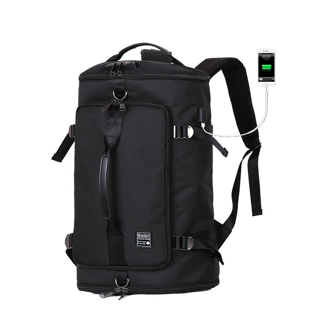 Business Laptop Backpack Large Capacity Packs School Bag Durable Water Resistant TSA lock anti-theft Unisex 15.6 inches Laptop bag Commuter Backpack with USB Port
