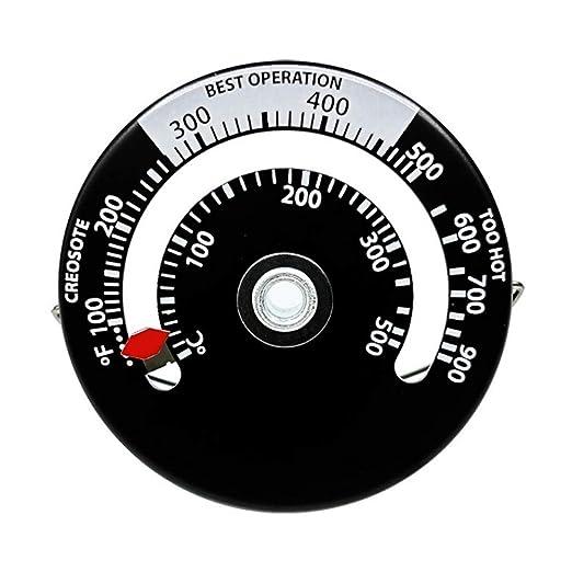 Termómetros de horno de estufa magnética Medidor de temperatura de ...