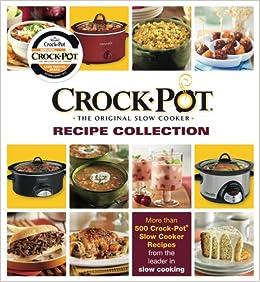 Crock-Pot Slow Cooker Recipes:The Original Slow Cooker Spiral Hardcover 2008 New