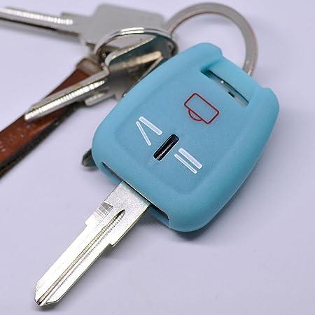 Soft Case Silikon Schutz Hülle Auto Schlüssel Elektronik