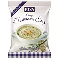 Keya Inst. Soup Creamy Mushroom, 44g (Four Serve)