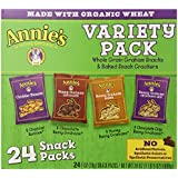 Annie's Homegrown Bunny Graham Variety Pack 24 1oz Bags