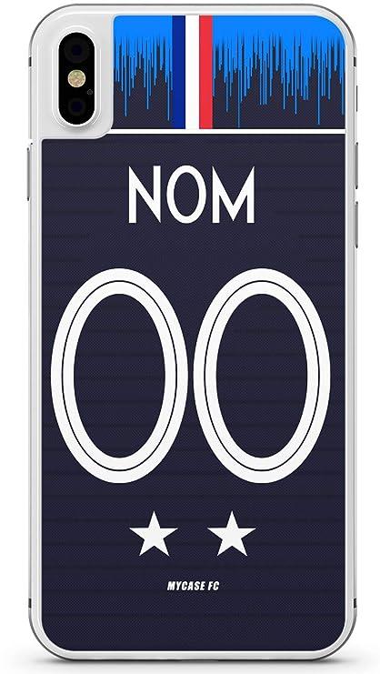 coque iphone xr equipe de france