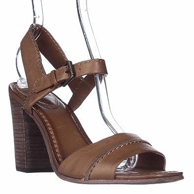 Amazon.com: Frye Women's Portia Seam 2 Piece Camel Soft Vintage Leather  Sandal: Shoes