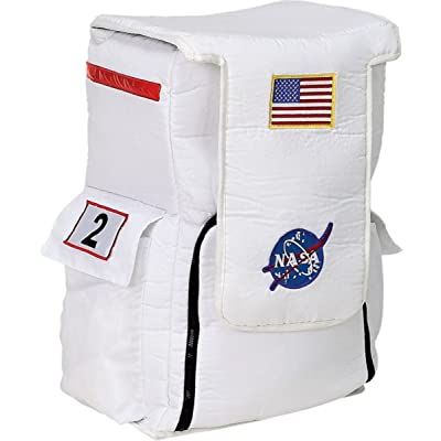 Jr. Astronaut Backpack Costume Accessory: Toys & Games