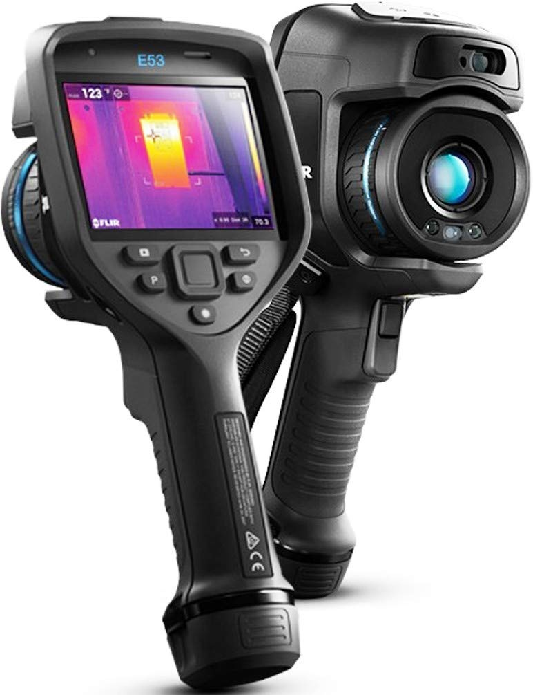 FLIR 84502-0201 Model E53-24 FLIR E53 Advanced