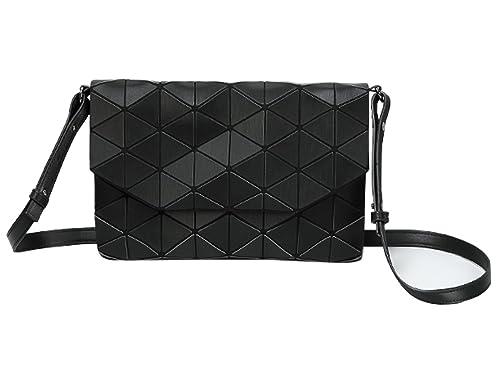 Frauen PU Geometrische Handtasche Lingge Umhängetasche Fashion Shopping Taschen