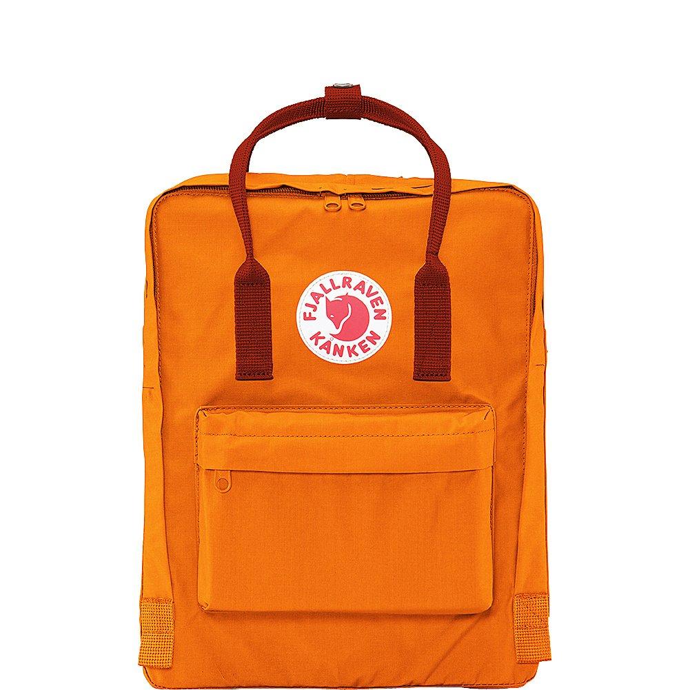 [フェールラーベン] FJALL RAVEN Kanken 23510 B00YR641XU Burnt Orange/Deep Red Burnt Orange/Deep Red