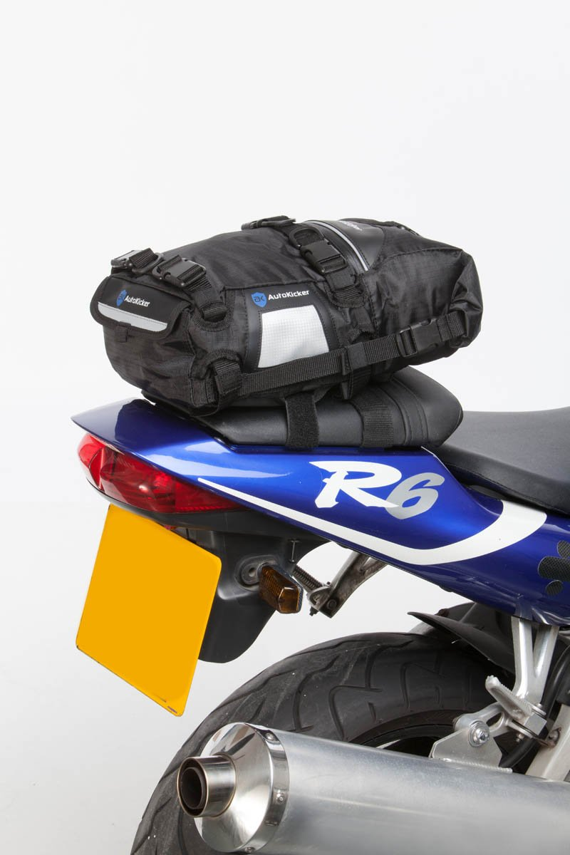 Msm cargo tracking - Autokicker Loader 15l Tail Roll Top And Saddle Bag System For Motorbikes And Motorcycles Amazon Co Uk Car Motorbike