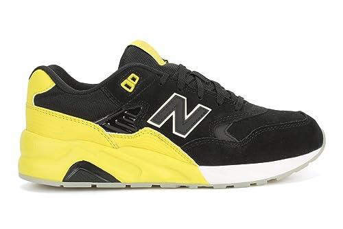 new balance 580 nero