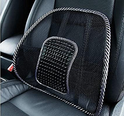 Delhi Traderss Car Seat Massage Chair Back Lumbar Support For All
