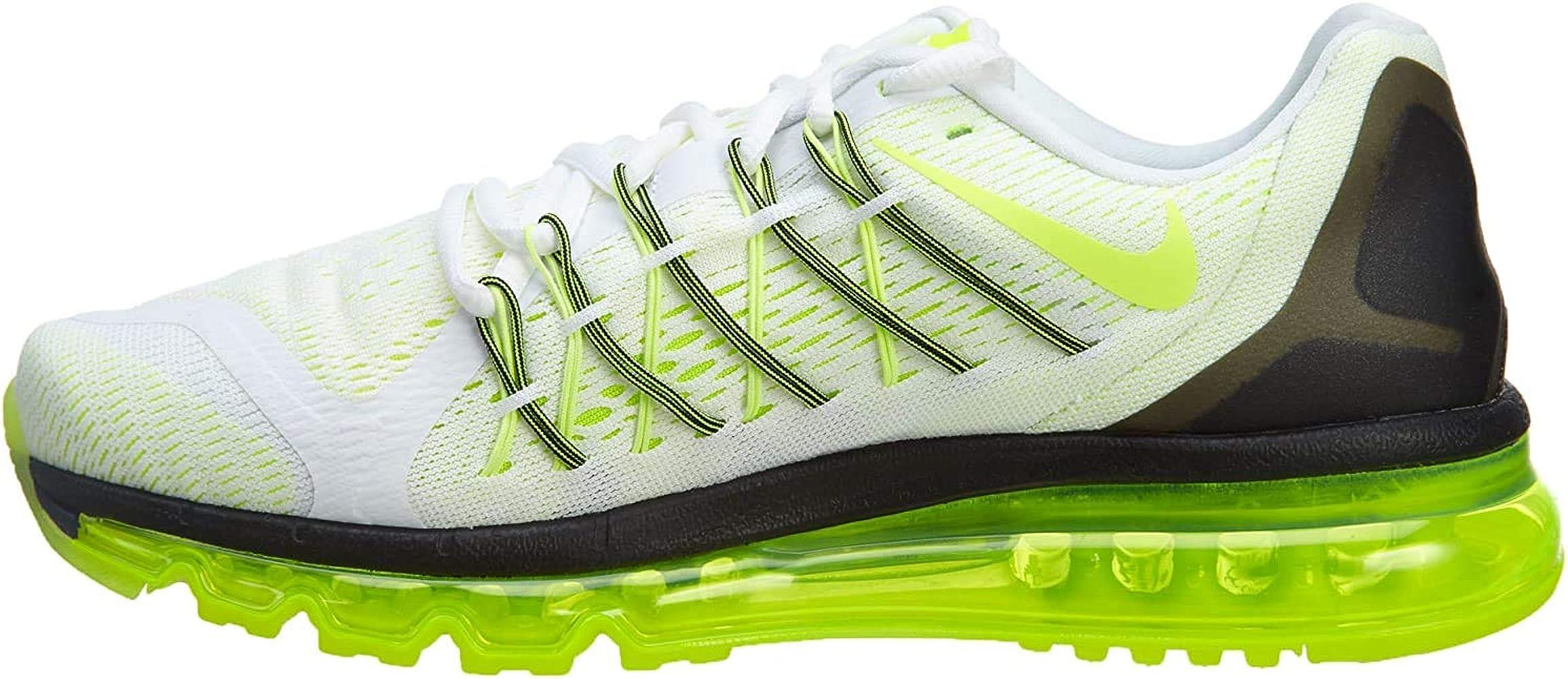 Nike 698903 106 Wmns Air MAX 2015 Zapatillas De Mujer - Blanco ...