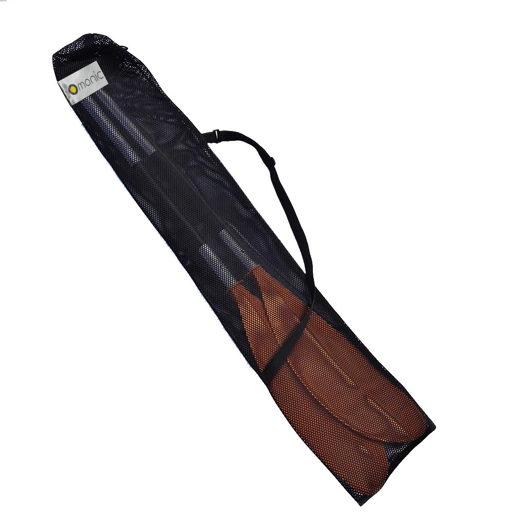 Omonic Deluxe SUP Canoe and Kayak Paddle Bag Protect Your Paddle and Carry Multiple Paddles Very Thick and Durable nets Storage