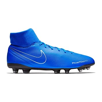 official photos d762e ffcd1 Amazon.com: Nike Phantom Vsn Club Df Fg/Mg Mens Soccer Shoes ...
