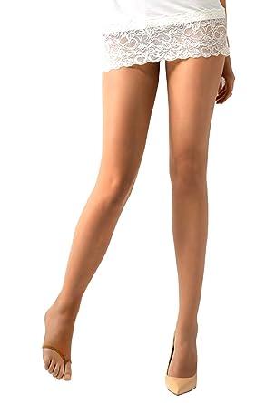 Großhandelsverkauf sehr bekannt neue Stile A.S.A.R. Damen Strumpfhose ohne Zehen Sommer Feinstrumpfhose ...