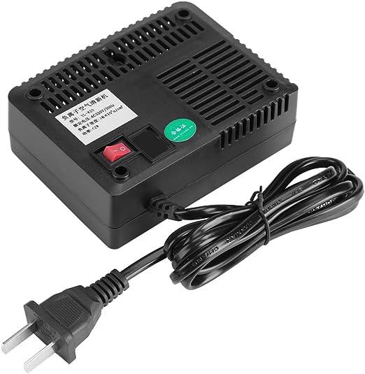 Purificador de aire ionizador negativo negro gototop Intelligent Generador de ion negativo de coche: Amazon.es: Hogar