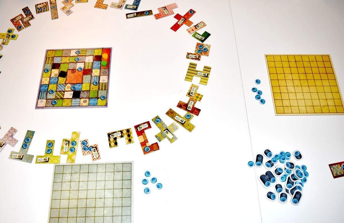 Funforge - Juego de mesa Patchwork [en francés]: Amazon.es: Juguetes y juegos