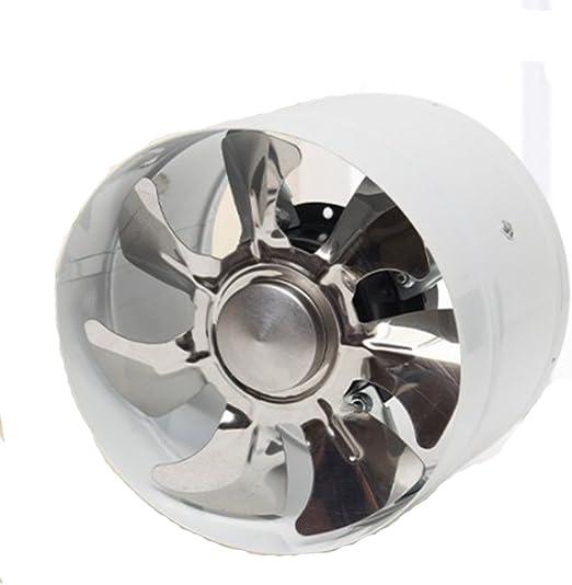 HomeDecTime 6 Pulgadas Ventilador de Extracción de Aire de 150 mm ...