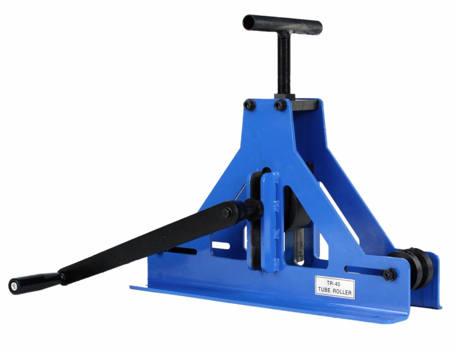 Erie Tools Manual Square Tube Pipe Roller Rolling Bender & Fabrication of Mild Steel Copper & Aluminum by Unknown
