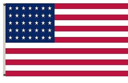 Amazon.com: FYOn Estados Unidos Bandera US Bandera 35 ...