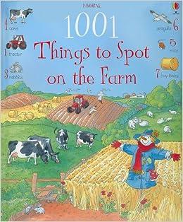 1001 things to spot on the farm gillian doherty kamini khanduri