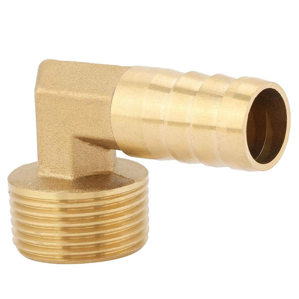 for Water Hose Convenient to Replace Brass Pipe Fitting Wear Resistance Easy to Use Fitting Elbow 1