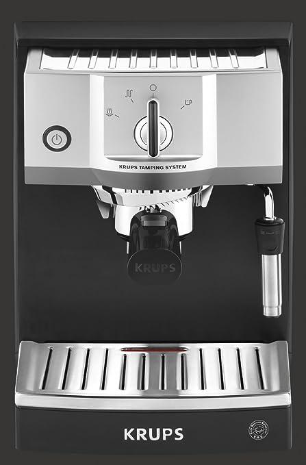 Krups YY8227FD - Cafetera de espresso (1450 W): Amazon.es: Hogar