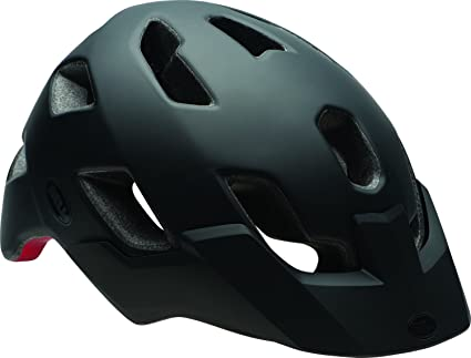 Bell Stoker Bike Helmet - Matte Black Small